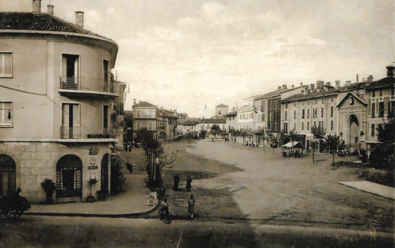 P.zza G. Garibaldi (Sul filo dei ricordi - G.Ferri)