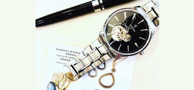 Pozzoni gioielli penna orologio