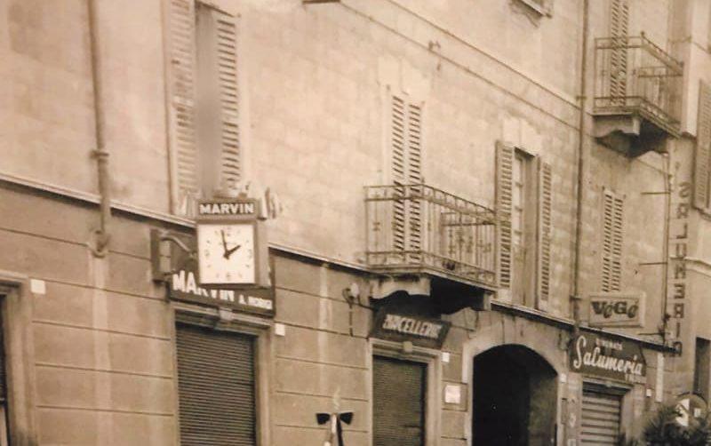 Via V. Veneto 17