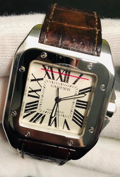 Orologio Cartier Pozzoni Gioielli