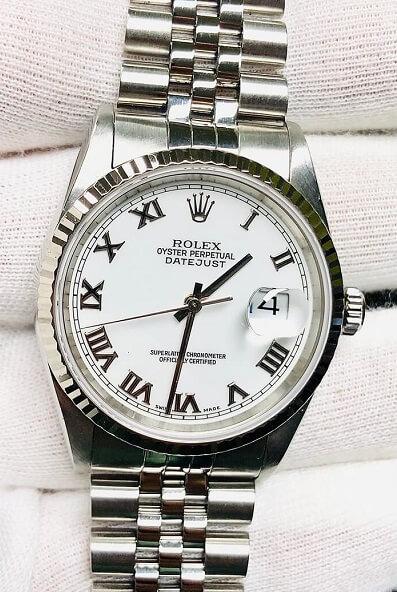 Orologio Rolex Oyster Jubilee Pozzoni Gioielli