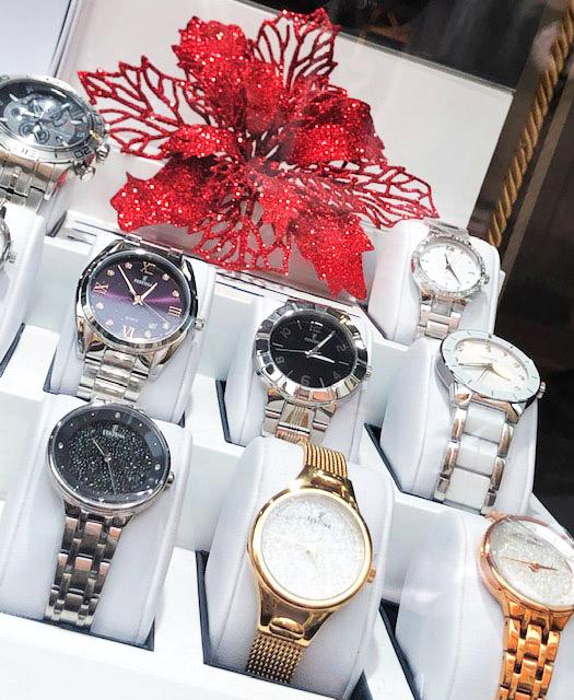 Pozzoni gioielli Cassano idee regalo Natale orologi
